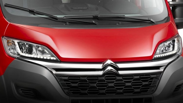 Nový Citroën Jumper - Optimistický design