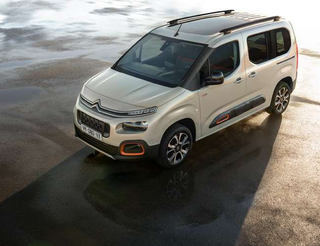 citroen berlingo pris